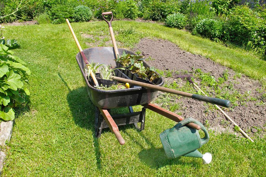 The dangers of hiring a cheap landscaper t b landscaping for Cheap landscaping tools