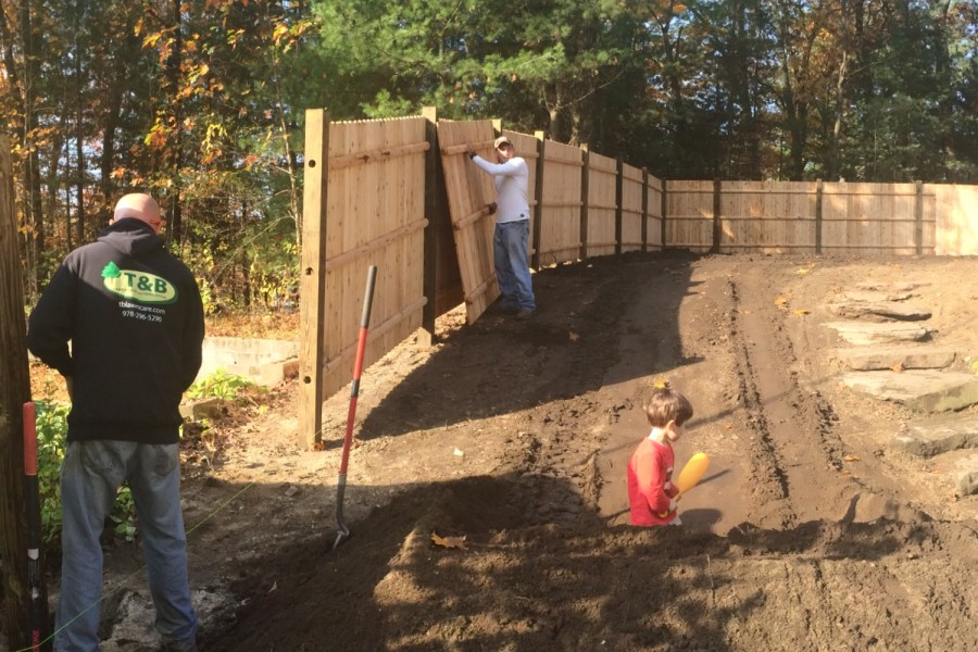 north andover fence company