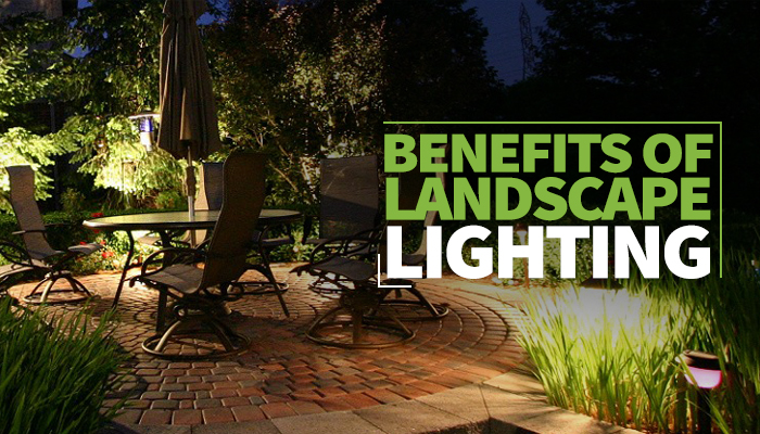 Benefits of Landscape Lighting in Andover, MA
