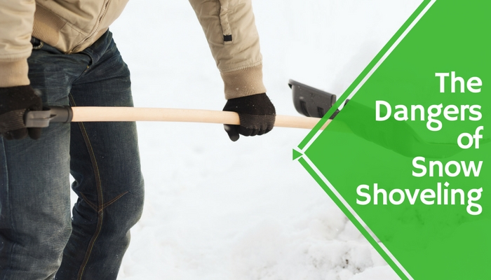 The Dangers of Snow Shoveling