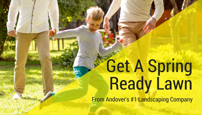 2afbdea00180 Get A Spring Ready Lawn From Andover s  1 Landscaping Company - T B ...