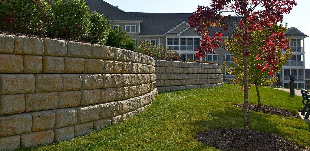Retaining Wall Design & Construction in Andover, MA