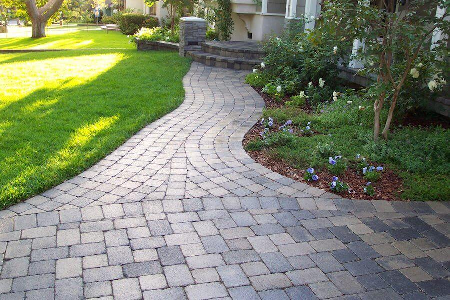 front walkway installation andover ma