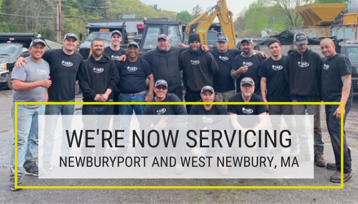 We're Now Servicing Newburyport and West Newbury, MA