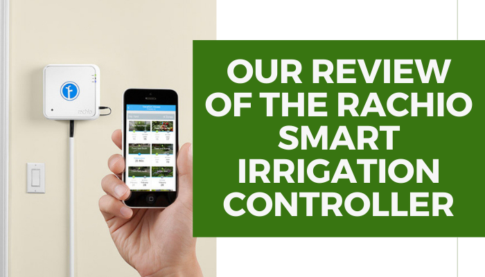 rachio smart irrigation controller